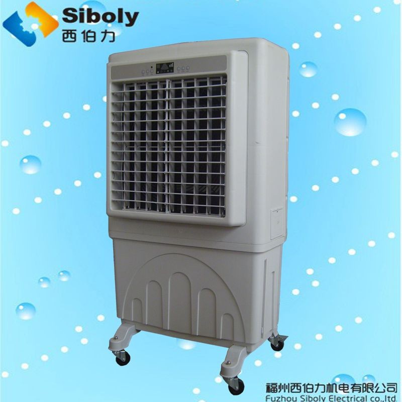 Air Cooler Fan : Mobile evaporative air cooler