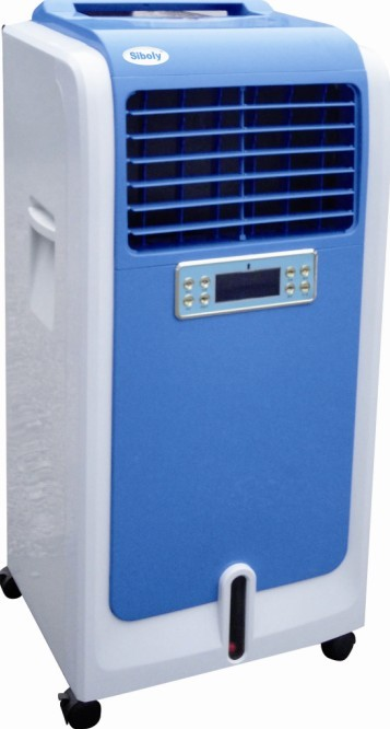 ECO friendly portable mini evaporative cooling fan